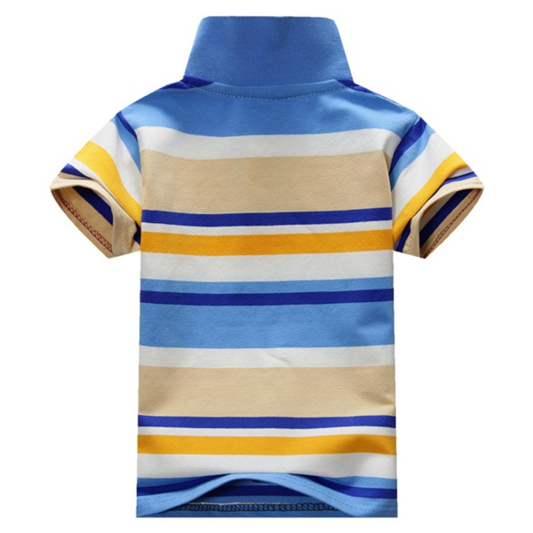 New-Summer-Baby-Boys-T-shirt-Short-Sleeve-Kids-Tops-Tees-Striped-Polo-Shirt-Hot-Sale-1