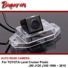 Для TOYOTA Land Cruiser Prado J120 J150 J90 1996 ~ 2015 Автомобильная Камера Заднего вида/Заднего Вида Парк Камеры/HD CCD Ночного Видения