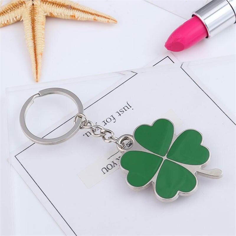 Four Leaf Clover keychain (8)