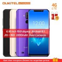 Оригинальный OUKITEL C12 Pro 6,18