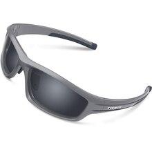 New Unisex Polarized Sports Sunglasses For Men Women Cycling