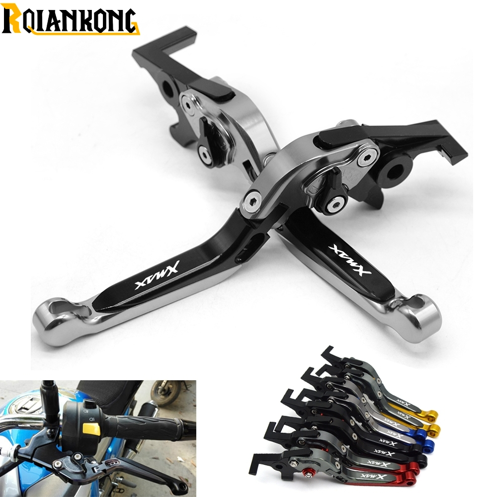 For YAMAHA XMAX125/XMAX250/XMAX 400 XMAX300 all yea  Motorcycle CNC Adjustable Brake Clutch Levers