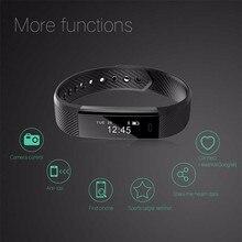 Mambaman id115 inteligente muñequera reloj de pulsera inteligente podómetro monitor de banda de fitness gimnasio rastreador vs xiaomi band 2 fitbit