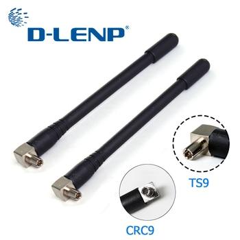 Antena Dlenp 3G/4G z opcjami złącza TS9/ CRC9 1920-2670 Mhz dla modemu Huawei 3 dbi