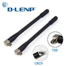 Dlenp 3G/4G antenna with TS9/ CRC9 Connector Options 1920-2670 Mhz FOR Huawei modem 3 dbi