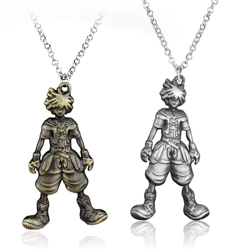 Kingdom Hearts Charm Bracelet: Hot Game Anime Kingdom Hearts Oblivion Blade Charms