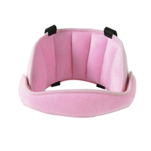 Baby Kids Adjustable Car Seat Head Support Fixed Sleeping Pillow Neck Protection Safe Playpen Headrest