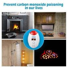 Carbon Monoxide Gas Alarm Detector Sensor Alarm
