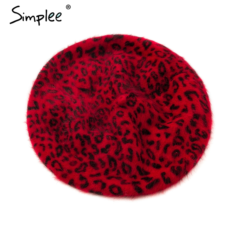 Small Red Leopard