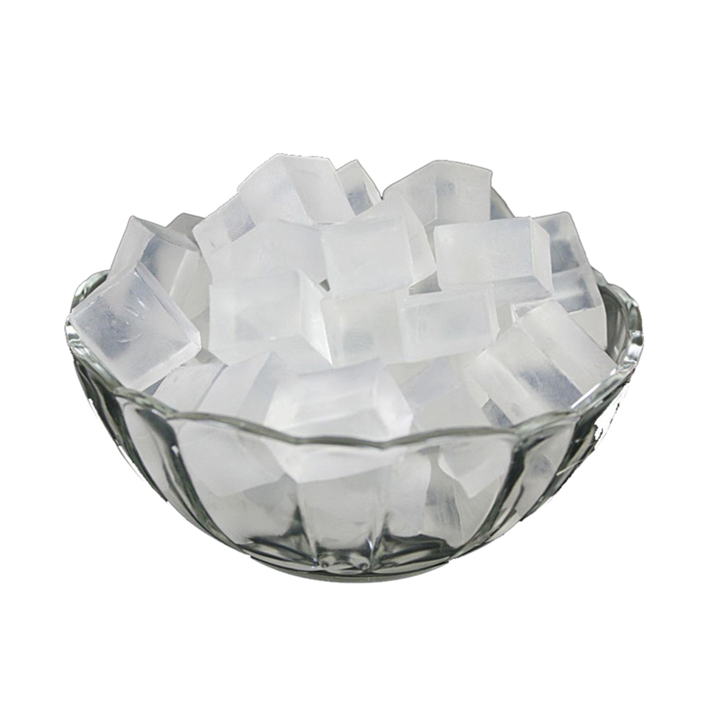 No Artificial Colors Added Clear Transparent 1kg Melt And Pour Soap Base Soap Making Supplies