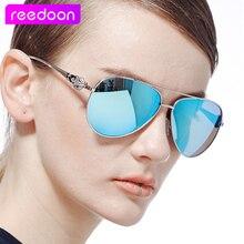 2016 frame da liga de óculos polarizadores reedoon marca estilo verão óculos de sol das mulheres 5 cores oculos de sol feminino s775