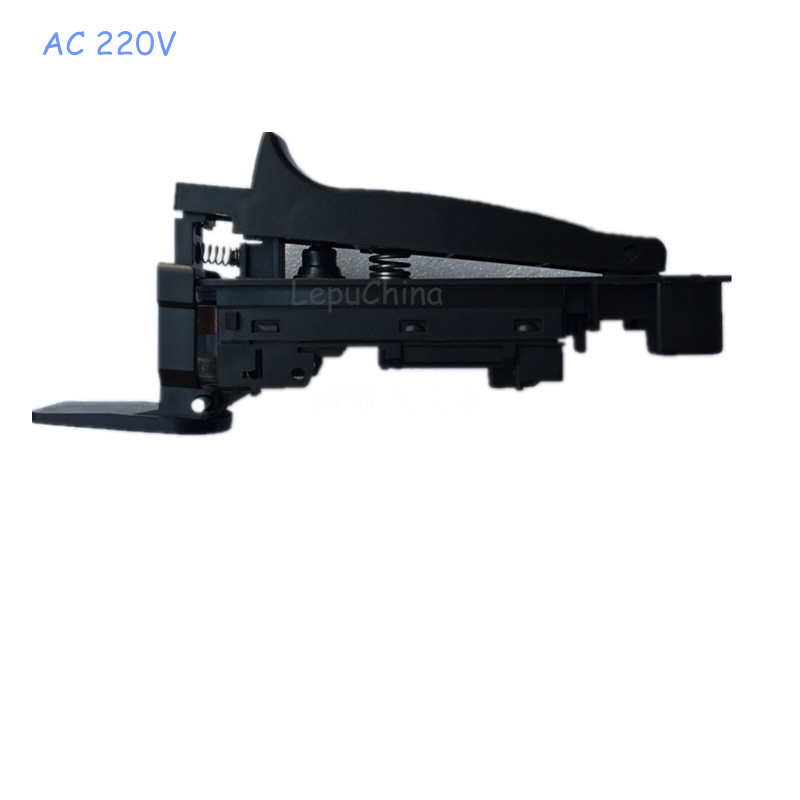 Free shpping Electric Switch 11134904  replacement for AEG Type 230mm angle grinder AC 220V 2 End connecting, good quality.