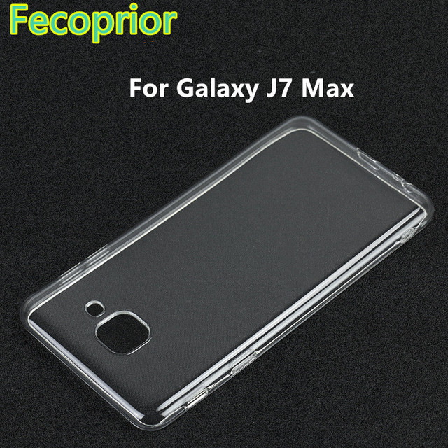 on sale 83bca 912ea US $1.69 |Fecoprior J7Max Clear Soft TPU Back Cover For Samsung Galaxy J8  J6 J4 J7 J3 2018 J7 Max Duo Case Gel Skin Crystal Celulars-in Fitted Cases  ...