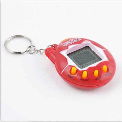 1 adet Rastgele Renk 49 Sanal Siber Dijital Evcil Elektronik Tamagotchi Evcil Hayvan Oyunu Komik Oyuncaklar El Oyun Makinesi Hediye çocuk