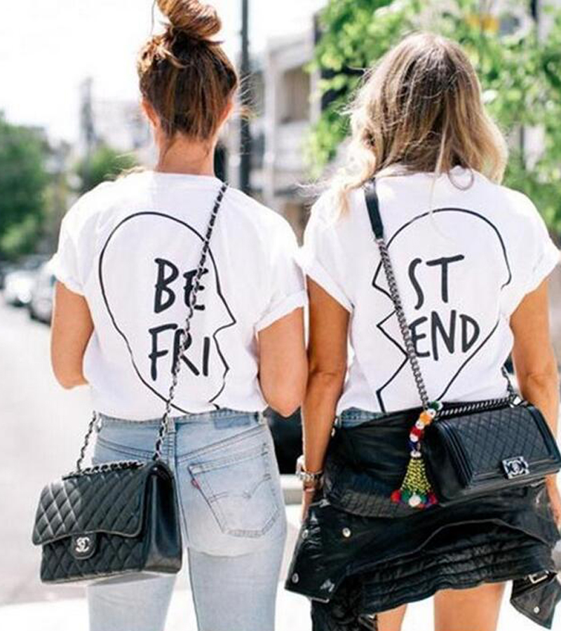 Best Friend Shirts For 2 - T Shirt Collections