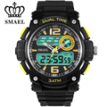 SMAEL Outdoor Sports Watches Men Quartz Movement Digital Watch Army Military Wristwatches relojes erkek kol saati Sport WS1326