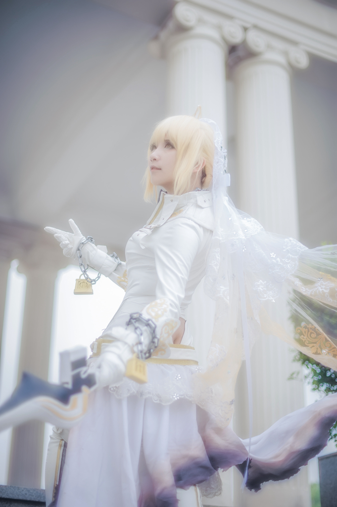 FATE/EXTRA CCC Saber Nero Fate/Grand Order Cosplay Stage 1 FGO Nero Bride Cosplay Costume Luxe dresses summer dress custom made-in Game Costumes from Novelty & Special Use on Aliexpress.com | Alibaba Group