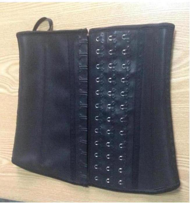 2017 new Latex waist trainer Slimming latex Belt cincher corset slimming modeling hot shapers body shaper slimming latex corset