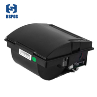 3 inch panel thermal printer with auto cutter 24V kiosk receipt heat press printing machine with Big paper warehouse
