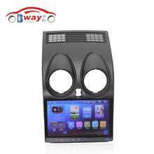 Factory price Bway 9″ Car gps for Nissan Qashqai 2009 Quadcore Android 5.1 car radio with 1 G RAM,16G iNand,Steering wheel