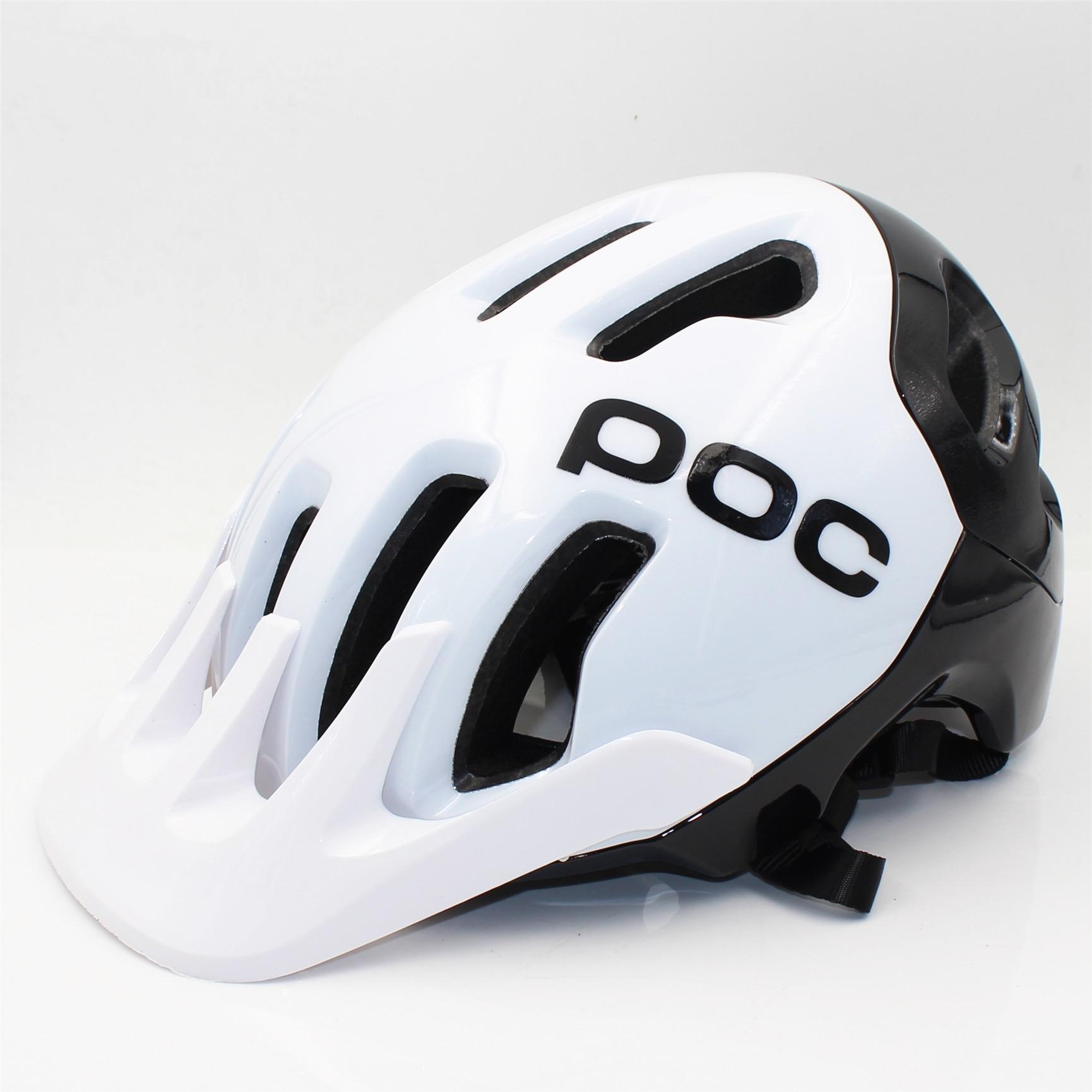 POC Trabec course casque de route cyclisme hommes femmes Eps ultraléger vtt VTT confort sécurité Cycle vélo taille M: 54-60