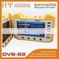 [Original] sh-900hd sathero dvb-s2 de satélite digital dvb-s2 del metro del buscador de 7 pulgadas apoyo cctv buscador metros satélite envío libre