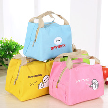 Thermal Cooler Lnsulated Waterproof Lunch Carry Storage Picnic Bag Pouch Lunch Bag