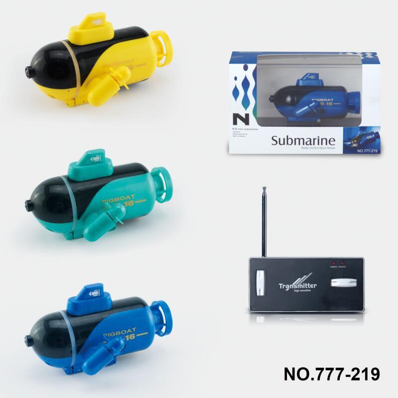 777 219 4ch Radio Remote Control Sport Boats Submarine Wireless Power Rc Boats Toy Fswb
