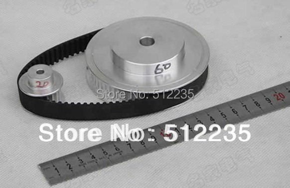 Free Shipping Timing belt pulleys/Synchronous belt , synchronous pulley, the suite of Synchronous belt 5M(3:1) free shipping timing belt pulleys synchronous belt synchronous pulley the suite of synchronous belt 3m 8 1
