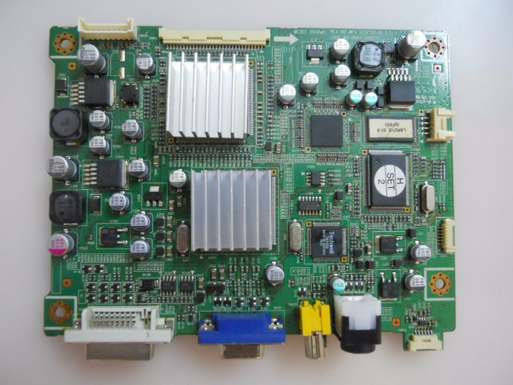 BN41-00607C 214T Driver Board Tested Work original g19w 940nw driver board bn41 00816a