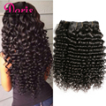 Crochet Braid Hair Mongolian Deep Wave Virgin Hair Bundle Deals 8A Virgin Mongolian Hair Deep Curly Weave Mega Omgz Ishow 4 pcs