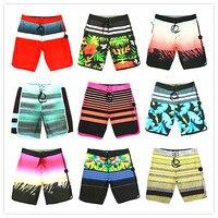 2018 Brand Phantom Elastic Board Shorts Men 100% Quick Dry Boardshorts High Quality Beach Shorts Swimwear Mens Bathing Shorts
