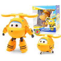 2019 All New Superwings Neo/Zoey/Scoop Deformation Airplane Robot Action Figures Super Wings IV Transformation Toys For Children