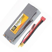 1 unids 7.4 V 4200 Mah 2 S 35C RC Batería Recargable LiPo Batería AKKU para 1/10 Coche de RC Traxxas Tamiya