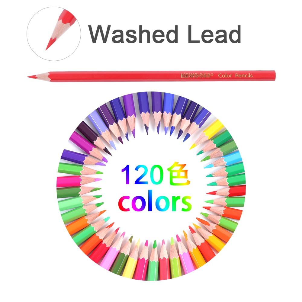 Comprar ahora Newdoer china de alta calidad 120/160 color lápiz ...