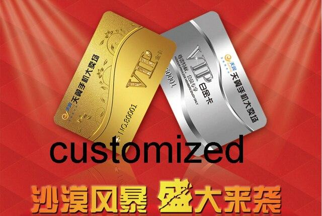 High quality custom imprint credit card glossy business cards both high quality custom imprint credit card glossy business cards both side credit size pvc vip card reheart Choice Image