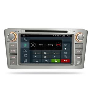 Image 5 - 7 IPS Android 9.1 รถเครื่องเล่นดีวีดีสำหรับ Toyota Avensis/T25 2003 2008 รถนำทาง GPS WIFI FM BL 2 DIN สเตอริโอมัลติมีเดีย