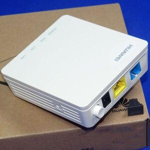 Image 3 - Новый оригинальный сетевой маршрутизатор HG8010H GPON ONU ONT 1GE SC UPC интерфейс FTTH оптоволоконное оборудование на английском языке