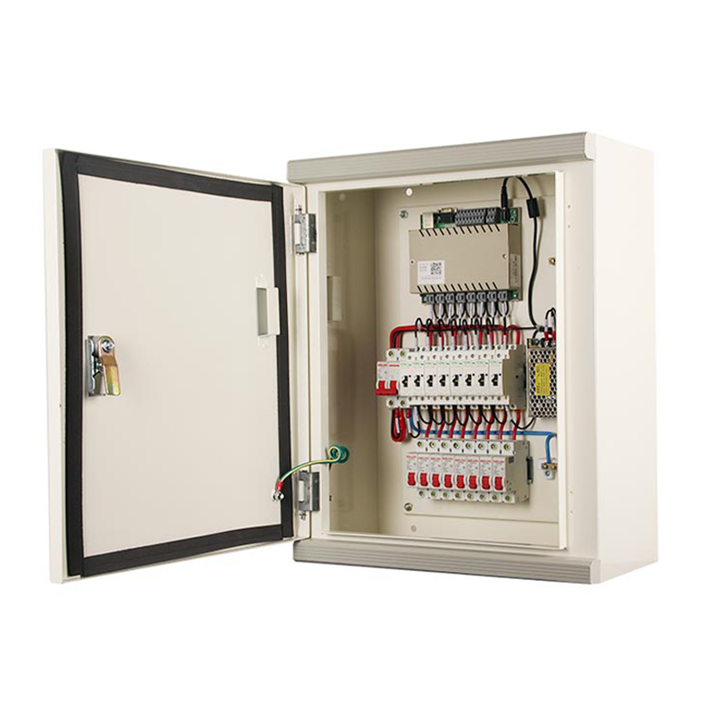 Умный дом автоматизация модуль управления Лер Domotica сеть Дистанционное IP реле управление распределением мощности 8 выход и система ввода