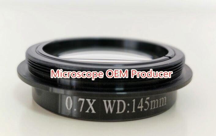 Scientific 0 7x aux lens for MZ745 Zoom Stereo Microscope Binocular head Microscope accessories
