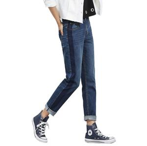 94484a0884514 xulanbaby Plus size Big loose female jeans woman pants