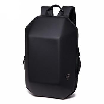 Stealth Titanium Black Backpack