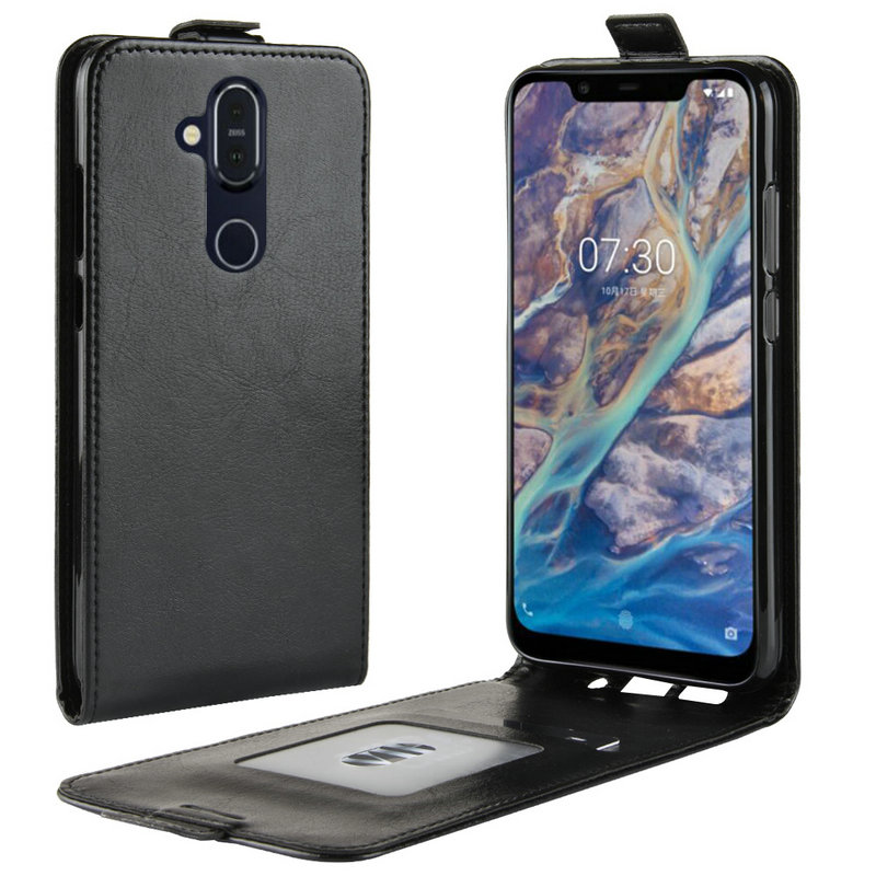 For Nokia 8.1 Tempered Glass MOFI Full Screen Coverage For Nokia 8.1 Tempered Glass Screen Protector Film For Nokia 8.1