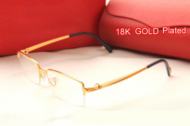 Gold Half Frame Reading Glasses : Compare Prices on Titan Eyeglass Frames- Online Shopping ...