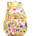 Подлинная/многоцветный/эргономичный начальной школы мешок книги ребенок/дети рюкзак/Граффити для девушки Мальчика для класса/grade1-3-6