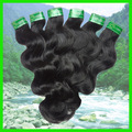 Amapro Cheap Price Hair Products Brazilian Hair Extension Body Wave Remy hair real hair weaving Hair 50g/piece 6piece/lot