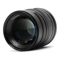 7 ремесленников 55 мм F1.4 большой апертурой портрет ручная фокусировка микро набор объективов для камеры для Fuji FX количество XT1 XT2 XT10 XT20 Xpro2