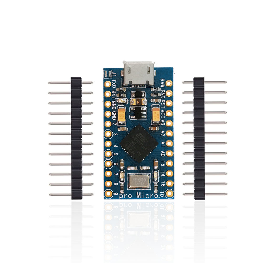 keyes pro micro using atmega32u4 compatible with arduino usb cable for free in home automation. Black Bedroom Furniture Sets. Home Design Ideas