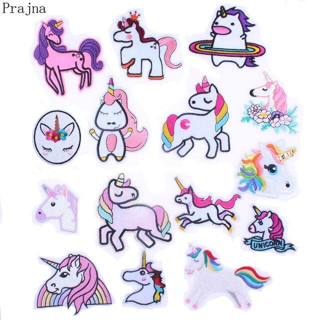 Prajna gato alas unicornio caballo remiendo Costura dibujos hierro ...