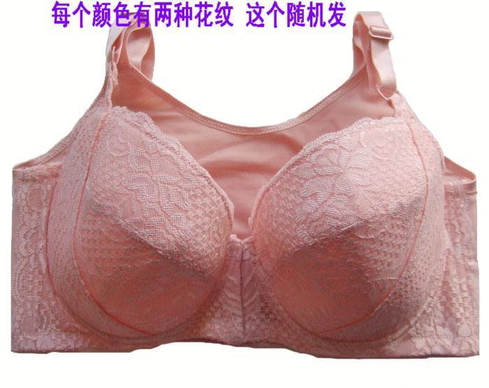 d85b18c6a3e 2016 Plus Size Bras For Women Large Size Bra Push Up Adjustable Vest ...